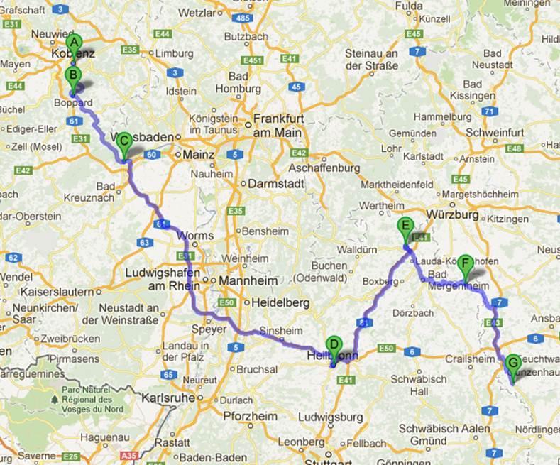 kart moseldalen tyskland SmallTalk: July 2012 kart moseldalen tyskland